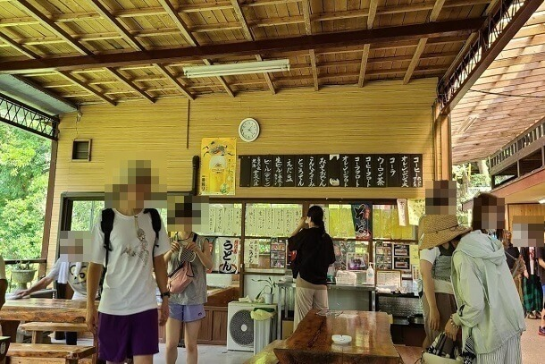 袋田の滝食堂